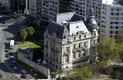 Amicale de Intercambios: Aligot piguense en la Embajada Francesa