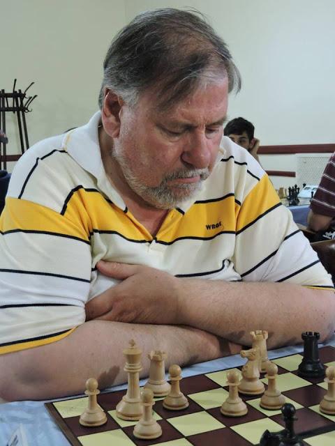 Ajedrez - Victoria de Etchepareborda y el torneo se define en la última fecha.