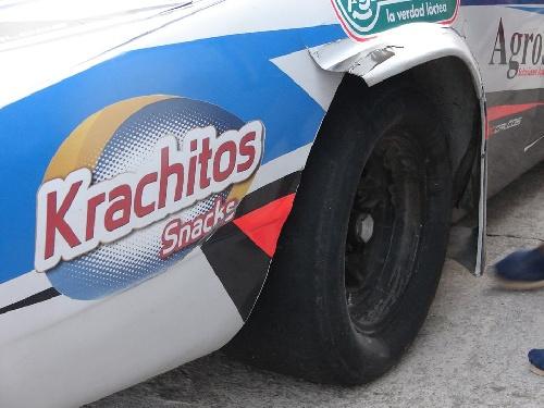 El TC del SudOeste probó neumáticos en el Autódromo Ciudad de Pigüé.