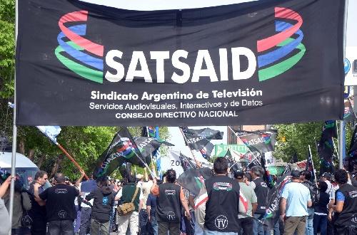 Los empleados de Canal 4 Pigüé adhieren al paro nacional de 24 hs. convocado por el gremio que los agrupa