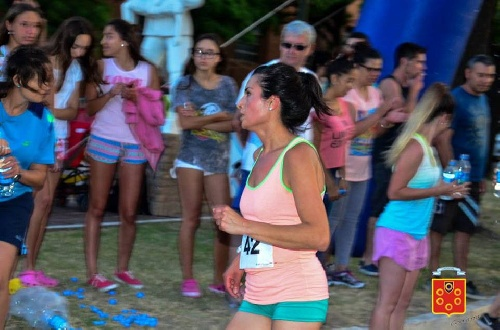 Atletismo - Yani Clair ganadora de los 9 km de Puán.