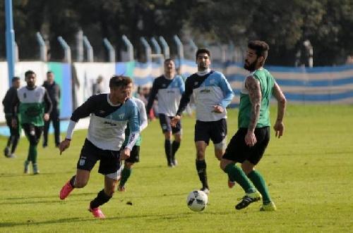 AFA - Primera División - Atlético Tucumán con Leo González se apresta para el próximo torneo.