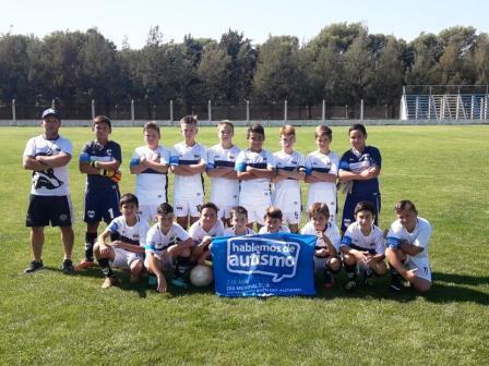 LRF - Inferiores - La 8va de Deportivo Argentino empató en Tornquist.