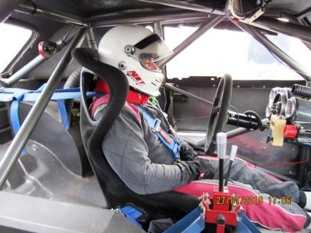 Supercar Pampeano - Ezequiel Alberto clasificó 5° en Viedma.