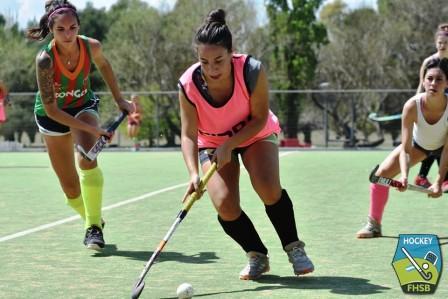 Hockey Femenino - Instancias definitivas para el seleccionado mayor y una nueva incursión competitiva.