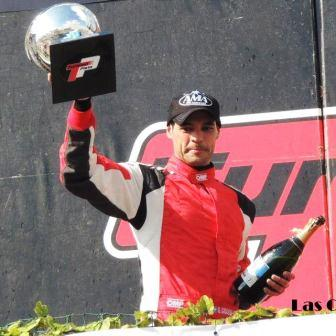 Turismo Nacional Clase 2 - Gastón Grasso se impuso en la final de San Jorge.