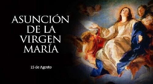 Parroquia Nuestra Señora de Luján de Pigüé: Misas de la Asunción de la Virgen Maria