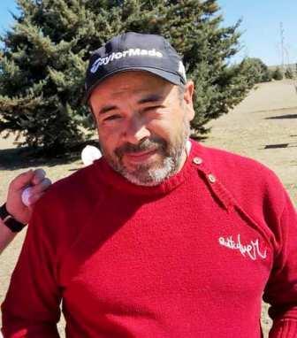 Golf - Mauro Martínez culminó 2° en su categoría en Coronel Suárez.