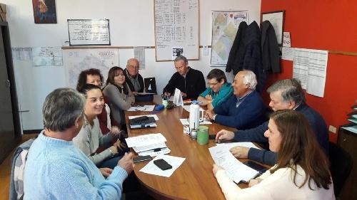 CONCEJALES DEL PJ  Y  DELEGADOS DE LOS PUEBLOS ANUNCIARON EL PRESUPUESTO PARTICIPATIVO 2019