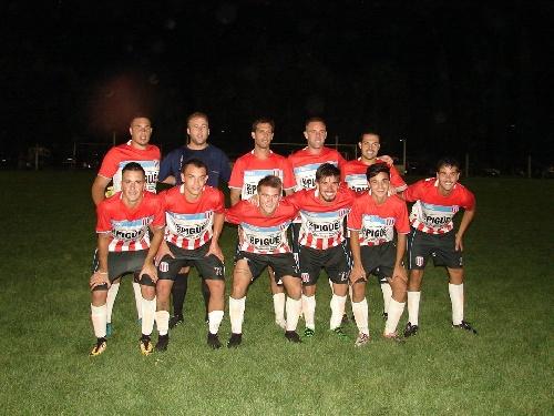 """Unión Pigüé logró su primer victoria en el Torneo de Verano """"Hector Ciarlantini""""."""