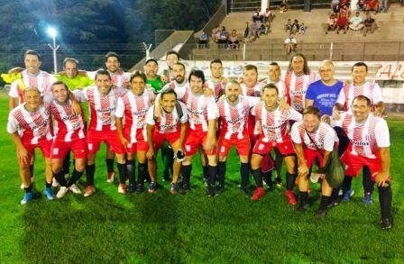 Unión Pigüé es finalista del Fútbol del Recuerdo.