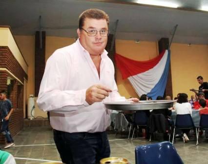 Javier Maya resultó electo presidente del Club Unión Pigüé