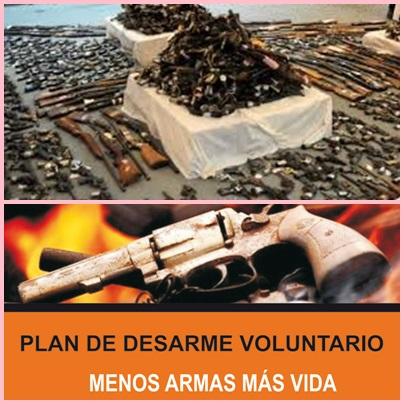 Armas del Renar reportadas como destruidas en el mercado clandestino en el gobierno K
