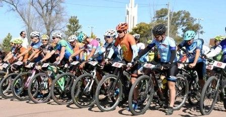 Rural Bike - Finalizó el campeonato del Sud Oeste con presencia pigüense.