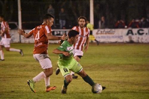 LRF . Unión de Tornquist vs San Martín de Carhué jugarán en Peñarol de Pigüé.