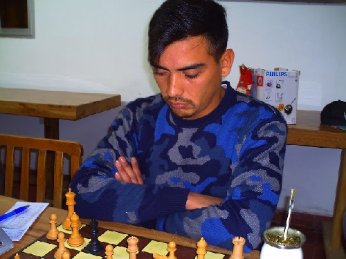 Ajedrez - Matías Aqueveque finalizó 4° en Coronel Pringles.