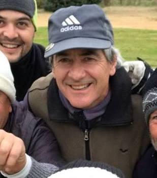 Golf - Hirigoyen y Angel Gómez los ganadores en el Pigüé Golf