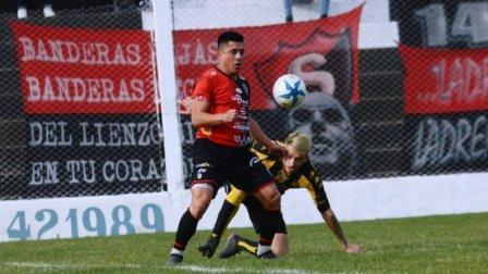 Liga del Sur - Olimpo con Valentín Otondo cayó ante Sporting.