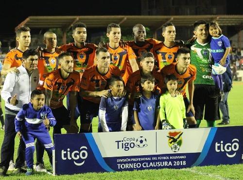 Futbol Boliviano - Sport Boys rescató un agónico empate - Martín Prost titular en el Toro Warmeño.