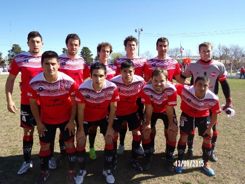Liga Cultural Pampeana - Deportivo Rivera con Nico Mercuri asciende a la A Pampeana.