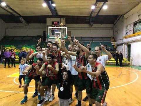 Basquet Tresarroyense - Deportivo Sarmiento resultó campeón del Apertura.