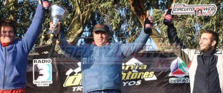 TC del 40 Sudeste - Declaraciones de Ruben Guarino luego de su paso por Tres Arroyos.