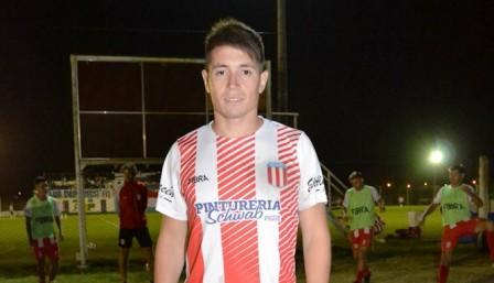 LRF - Valenzuela de pasado en Pacífico de Bahía jugó para Unión la Copa Ciudad de Pigüé.