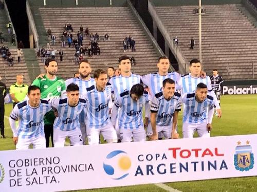 Copa Argentina - Atlético Tucumán dio cuenta de All Boys por penales - Leandro González fue efectivo en su definición.