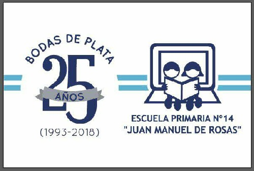 Bodas de Plata de la Escuela Nº 14 Juan Manuel de Rosas de Pigüé