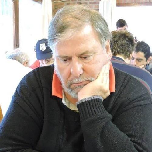 Ajedrez - Pablo Etchepareborda el ganador del Blitz del mes de diciembre.