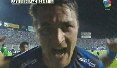 AFA Primera División - Atlético Tucumán en su vuelta a primera derrota a Rácing con un gol de Leandro González.