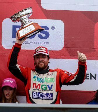 Turismo Carretera - Pablo Costanzo será compañero de equipo con Sergio Alaux.