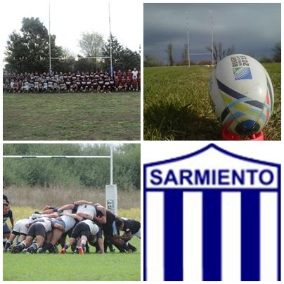 Rugby infantil de Club Sarmiento
