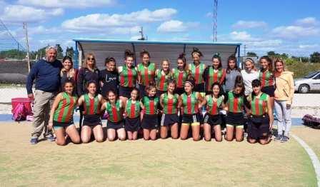 El Sub 14 de Independiente de Puán culminó su participación en Regional.