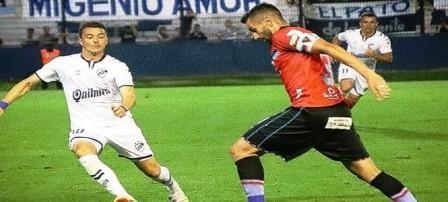 1ra Nacional - Quilmes con gol de Leo González igualó ante Brown de Adrogué.