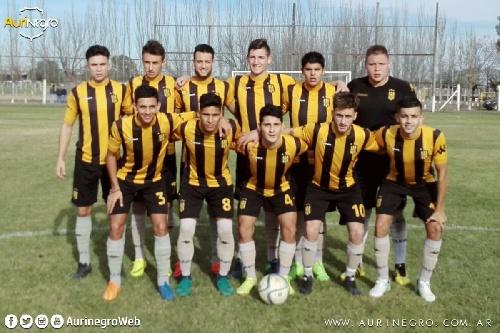 AFA - Inferiores - Derrota de Olimpo en 5ta con la presencia de Otondo y Cabral en el equipo.