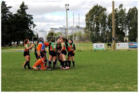Hockey Femenino - Las máximas artilleras del torneo de la Federación