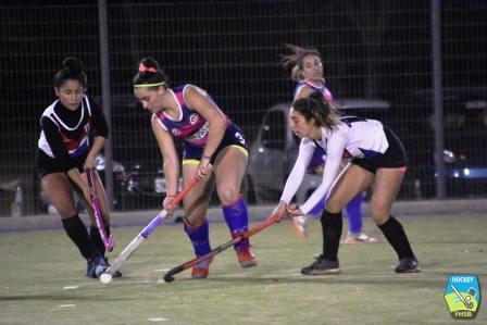 Hockey Femenino - En 1ra División, el Cef venció a Ventana y sigue siendo escolta.