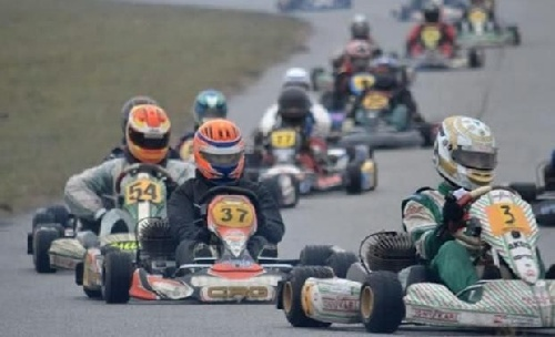 Karting - También en Viedma habrá actividad este fin de semana.