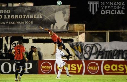 1ra Nacional - Quilmes con González y Prost empató en Mendoza.