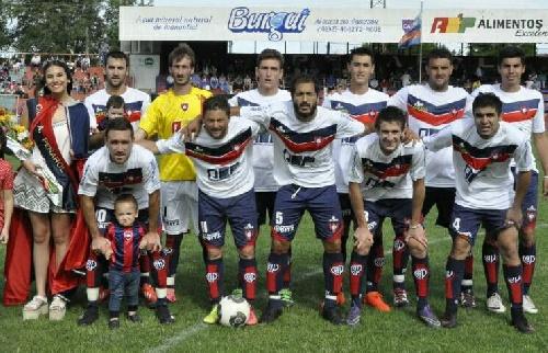 LRF - Peñarol de nuestra ciudad goleó a Deportivo Sarmiento y es el único pigüense en semifinales.
