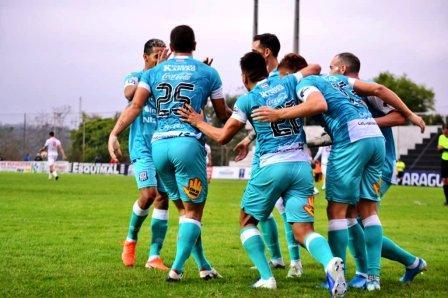 Copa Paraguay - Santaní con Marcos Litre festejó el paso a 4tos.