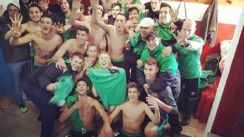 LRF - Reserva - En Villa Brumana, Unión de Tornquist goleó a Boca de Coronel Suárez y se mete en la final del Apertura.