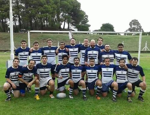 Rugby - Copa de Plata en el Seven de Monte Hermoso para Club Sarmiento.