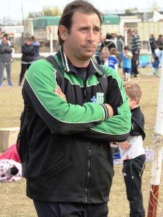 LRF - Alejandro Damián Allen es el nuevo entrenador de Huanguelén.