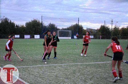 Hockey Femenino - Independiente de Puán fue sede del London Travel.