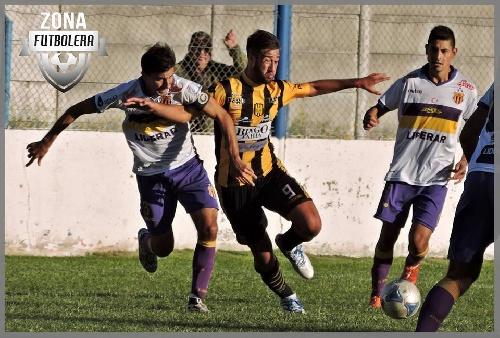 Liga del Sur - Olimpo con Nicolás Cabral  cayó ante Tiro Federal.