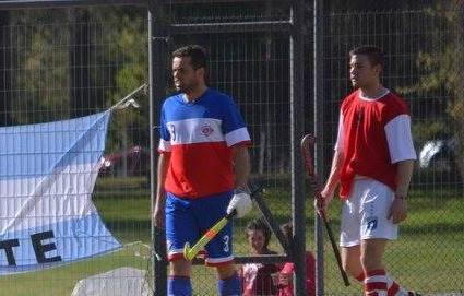 Hockey Masculino - Victoria de los equipos pigüenses en la vuelta a la Federación.