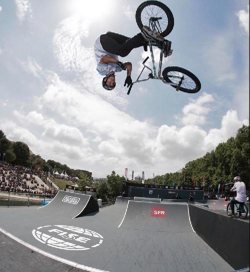LOS NUEVOS DEPORTES OLIMPICOS BMX Freestyle y Skateboarding