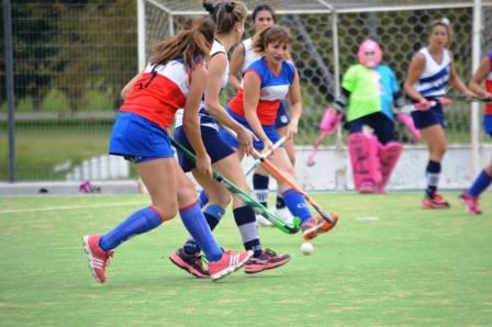 Hockey Femenino - Se juega la octava fecha del Torneo de la Federación.